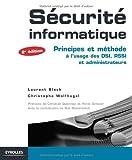 couverture du livre Sécurité informatique (2ème édition)