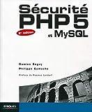 couverture du livre Sécurité PHP 5 et MySQL