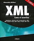 couverture du livre XML : Cours et exercices