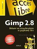 couverture du livre Gimp 2.8