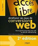 couverture du livre Améliorer ses taux de conversion web