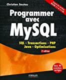 couverture du livre Programmer avec MySQL