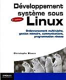 couverture du livre Développement sytème sous Linux
