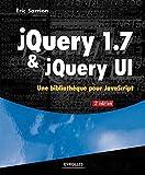 couverture du livre jQuery 1.7 et jQuery UI