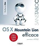 couverture du livre Mac OS X 10.8 Mountain Lion efficace