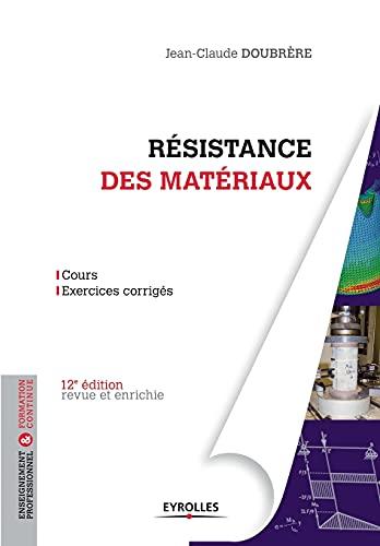 résistances des matériaux