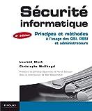couverture du livre Sécurité informatique (4e édition)