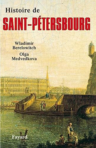 Histoire de Saint-Pétersbourg