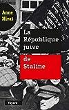 """Afficher """"La république juive de Staline"""""""