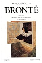 Oeuvres, tome 2 by Emily Brontë
