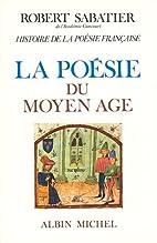 Histoire de la poésie française, volume 1…