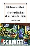 """Afficher """"Trilogie de l'invisible. n° 2 Monsieur Ibrahim et les fleurs du Coran"""""""