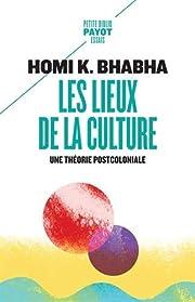 Les lieux de la culture: Une théorie…