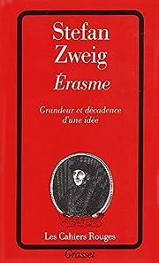 Erasme de Stefan Zweig