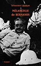 Georges Bernanos au Brésil…