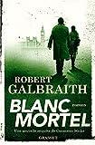 Blanc mortel : roman