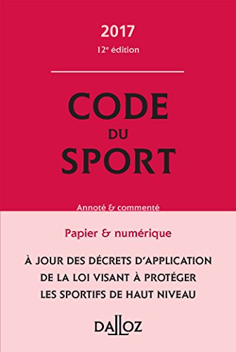 Code du sport