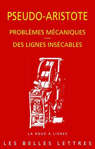 Problèmes mécaniques | Des lignes insécables