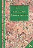 Giaches de Wert : letters and documents / Iain Fenlon