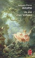 Un été chez Voltaire by…