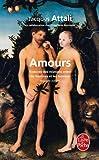 """Afficher """"Le livre de poche n° 31700 Amours"""""""