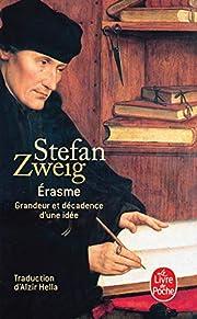 Erasme (Ldp Litterature) (French Edition) de…