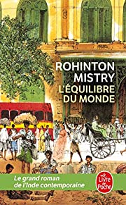 L'Equilibre du monde por Rohinton Mistry