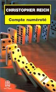 Compte numéroté por Christopher Reich