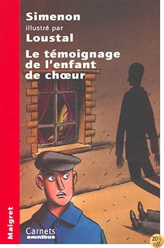 By Georges Simenon Le Temoignage De Lenfant De Choeur Telecharger Epub Pdf