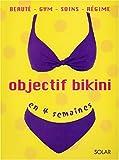 Objectif bikini en 4 semaines
