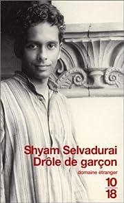 Drôle de garçon – tekijä: Shyam…