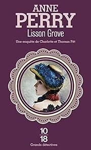 Lisson Grove (Pitt 26) por Anne Perry