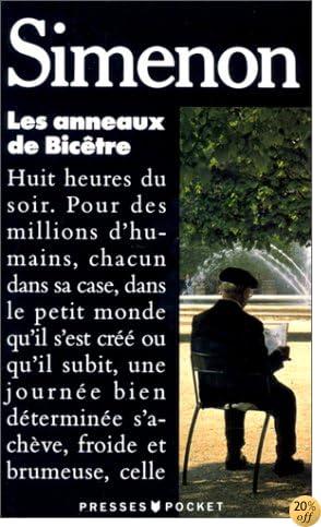 By Georges Simenon Les Anneaux De Bicetre Pdf Telecharger