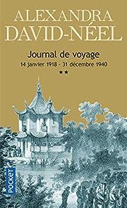 Journal de voyage, tome 2 : Lettres à son…