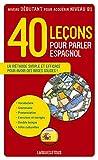 """Afficher """"Langues pour tous n° 1651 40 Leçons pour parler espagnol"""""""