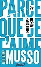 Parce que je t'aime by Guillaume Musso