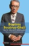 Entre le Nil et Jérusalem : journal d'un diplomate égyptien, 1981-1991 / Boutros Boutros-Ghali