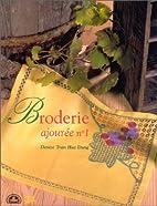 Broderies ajourée, numéro 1 by…