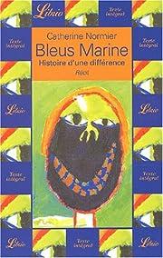 Bleus marine (LIBRIO DOCUMENT) av Normier…