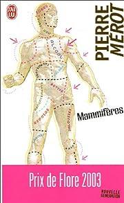 Mammifères - Prix de Flore 2003 por…