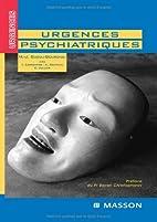 urgences psychiatriques by Marie-Jeanne…