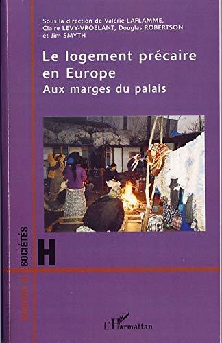 Le logement précaire en Europe