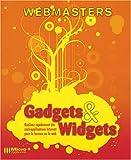 couverture du livre Gadgets et Widgets
