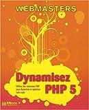 couverture du livre Dynamisez PHP 5