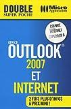 couverture du livre OUTLOOK 2007 ET INTERNET