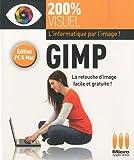 couverture du livre GIMP
