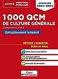 1000 QCM de culture générale