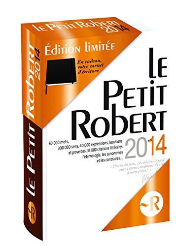 Petit Robert 2014 Le Dictionnaire Alphabétique Et Analogique De La Langue Française Detail Ermes