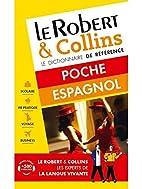 Le Robert & Collins Poche Espagnol -…