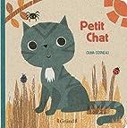 Livre nature Petit chat by Olivia Cosneau